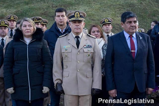 Centenario de Prefectura Río Grande: Arcando firmó una Declaración de Interés