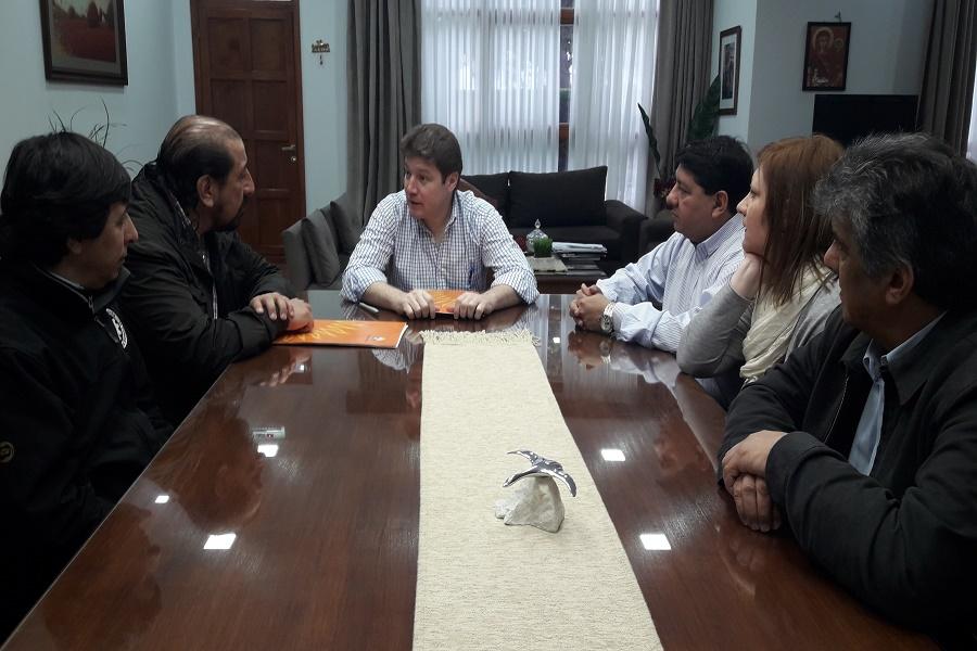 El municipio firmó un importante convenio con O.S.U.M.R.A