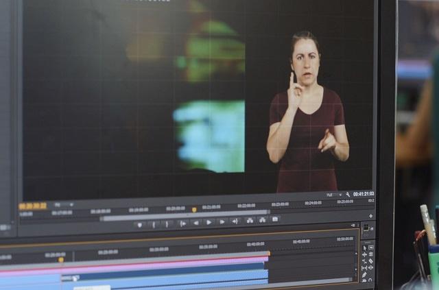 Miriam 'Laly' Mora presentó un novedoso proyecto para la TV local