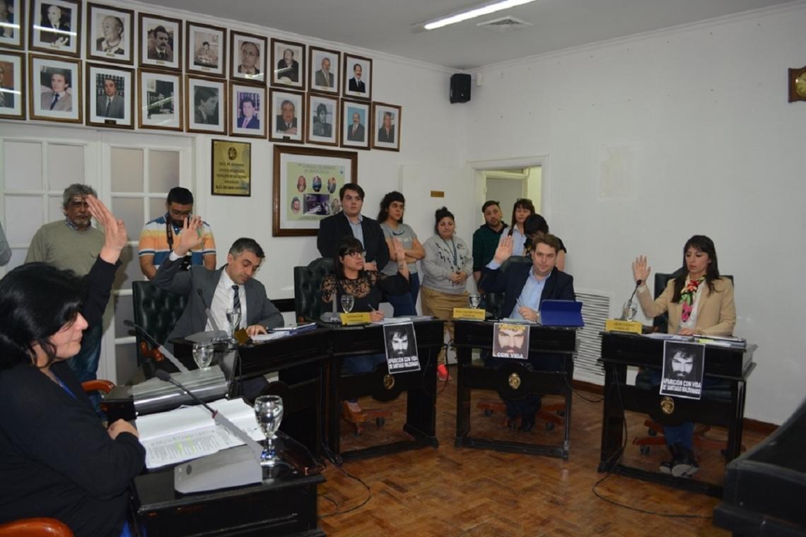 Se llevó adelante la VI Sesión Ordinaria del Concejo Deliberante