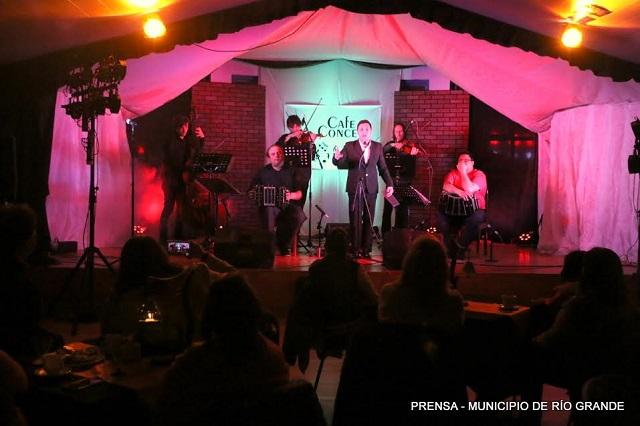 Habrá un café concert en el Centro Cultural Leandro N. Alem