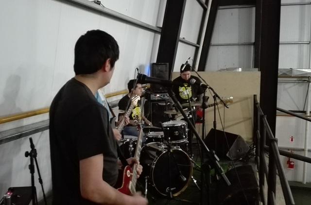 Skate Park: Primer encuentro del ciclo de bandas de Primavera