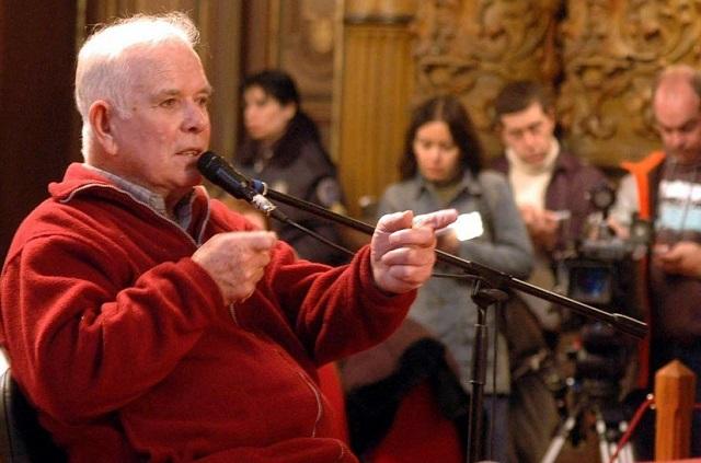 La Comisión Interamericana de Derechos Humanos se acordó de Julio López