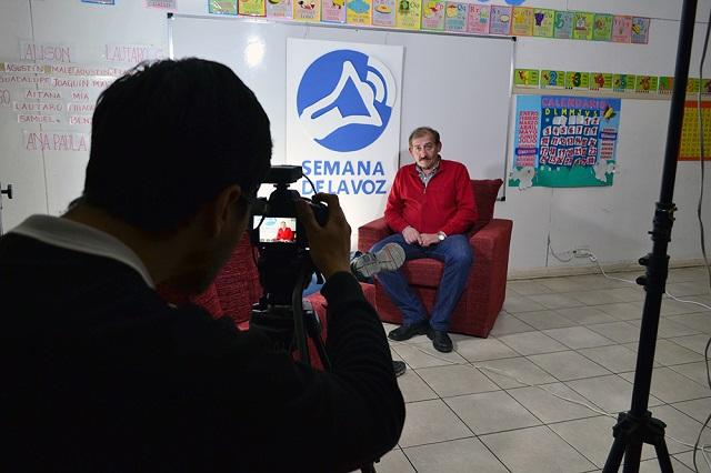 "Ushuaia: De la mano del Cent N°11, inauguró la ""Semana de la Voz"""
