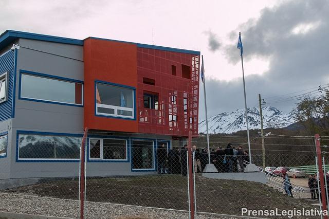 Satisfacción por la inauguración de la Comisaría 5ta. de Ushuaia