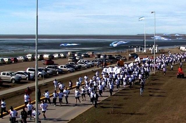"""El 5 de octubre se lanzará la 5ta. Edición de """"Río Grande Corre por Malvinas"""""""