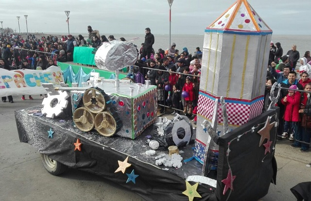 Río Grande, de fiesta: Multitudinario festejo por el Día de la Primavera