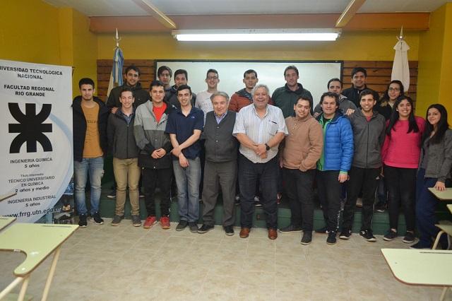 """UTN: Alumnos participarán de los """"Juegos Deportivos Tecnológicos 2017"""""""