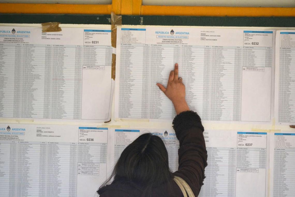 Las elecciones en Tierra del Fuego se desarrollaron con tranquilidad