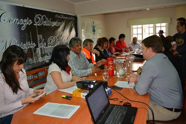 Concejales de Río Grande pidieron que se cumplan normas aprobadas