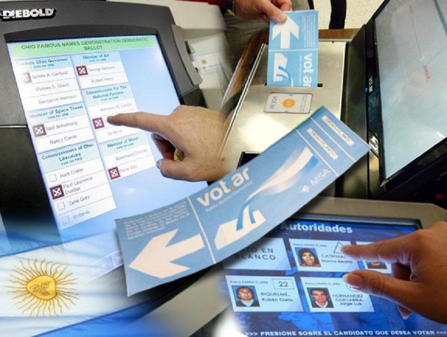 Reclaman al Gobierno que no avance con el voto electrónico