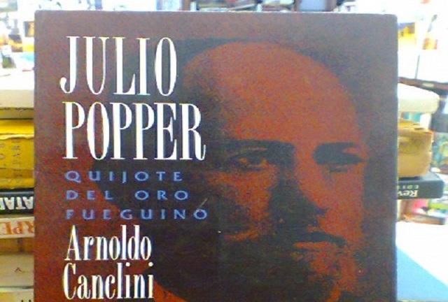 El libro que narra la vida y obra de Julio Popper, declarado de interés provincial