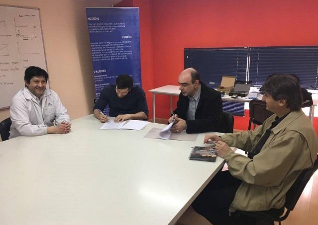 Servicios tecnológicos: La UTN firmó un convenio con la empresa IATEC