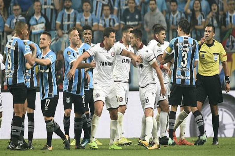 Copa Libertadores: un desenlace polémico, pero esta vez sin el empleo del VAR