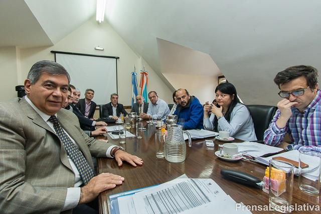 Presupuesto: El Tribunal de Cuentas y Planificación Estratégica expusieron en la Comisión 2