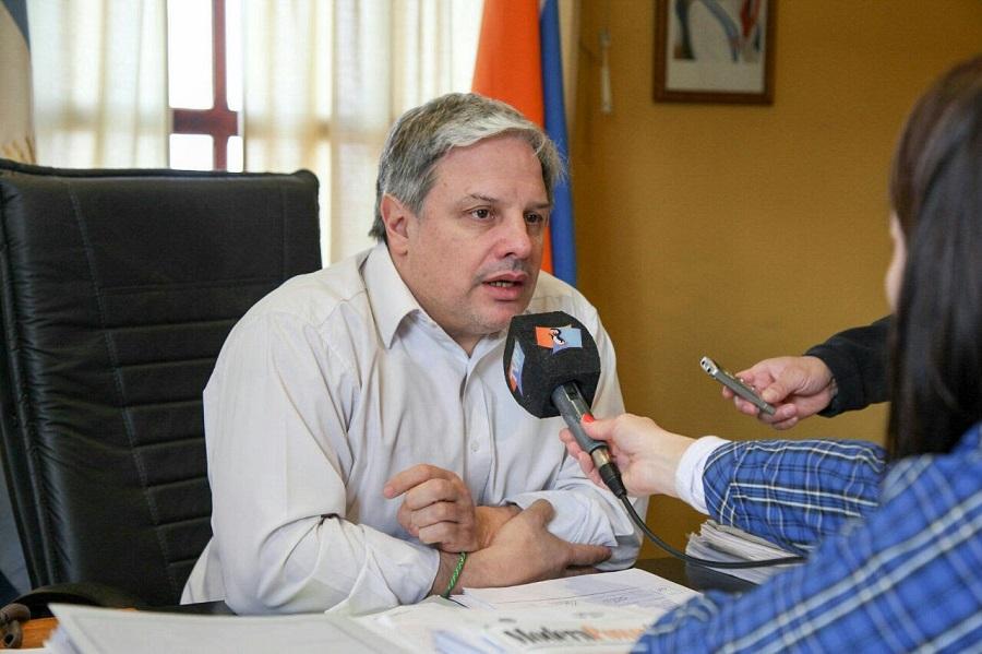 Vazquez anunció obras de gas para vecinos de Río Grande
