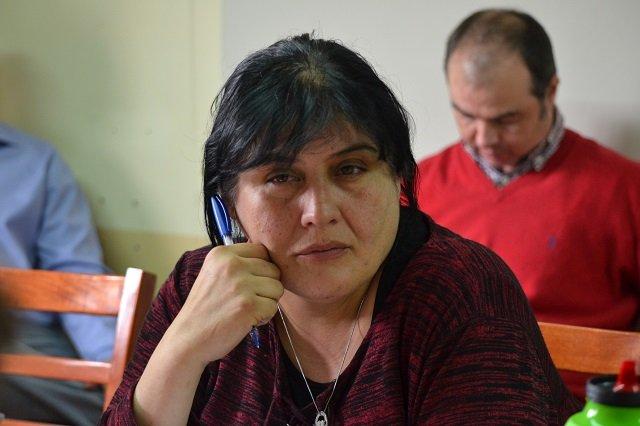 Miriam Laly Mora estará presente en la reunión de Comisión 5 de la Legislatura