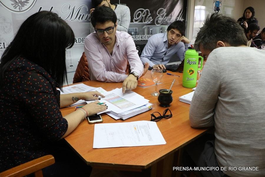 Río Grande: Finanzas cerró la presentación del presupuesto 2018 ante el Concejo