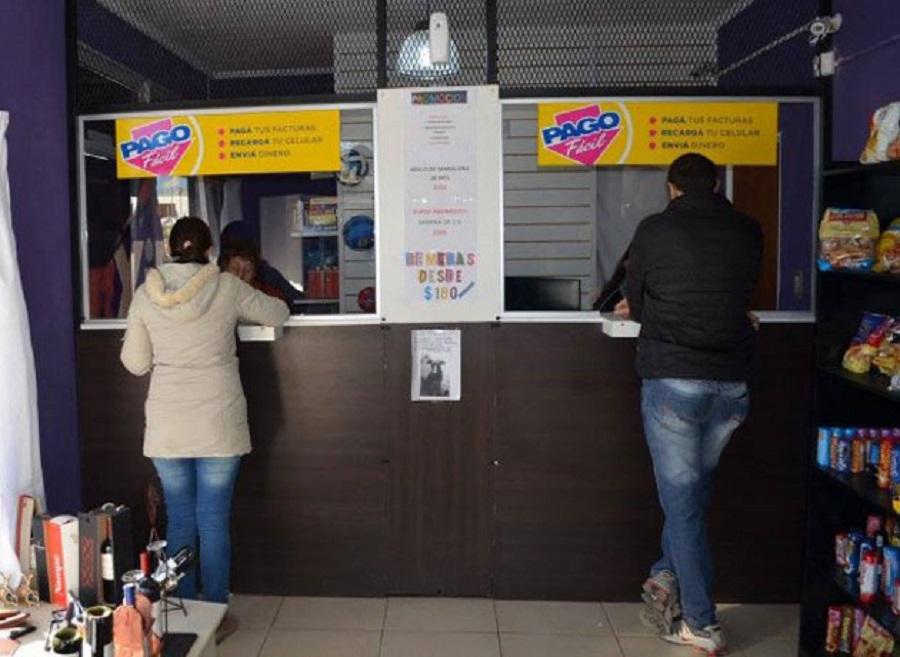 Se podrá retirar efectivo con tarjeta de débito a través de Pago Fácil y Rapipago