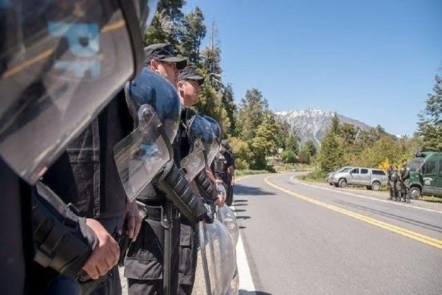 Bariloche: 1500 efectivos custodian la cumbre del G20 en el Llao Llao