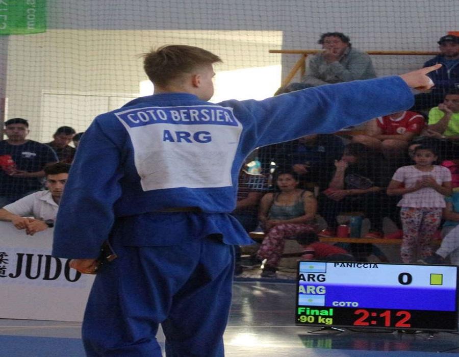 Mariano Coto, el judoca que continúa con la dinastía dorada
