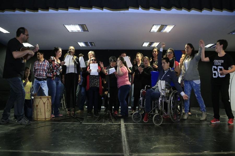 El CAAD conmemoró el Día Internacional de las Personas con Discapacidad