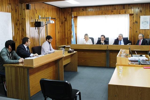 Llega a etapa de alegatos el juicio por abuso sexual que se desarrolla en Río Grande