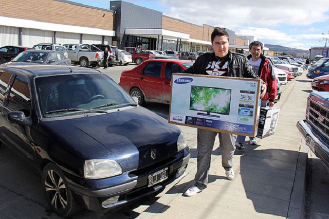 Los argentinos eligen comprar sus regalos de Navidad en Punta Arenas