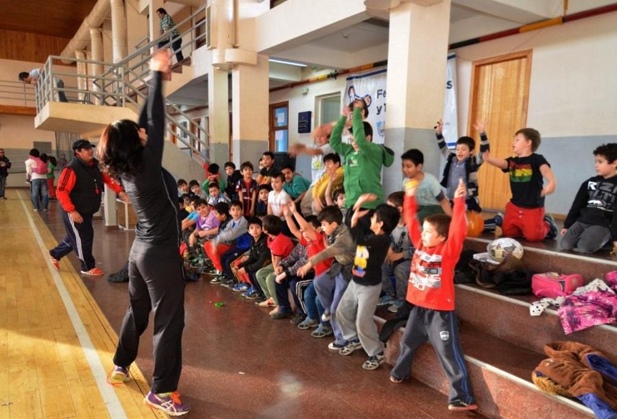 Más de 1.500 niños comenzaron las colonias de verano organizadas por el Gobierno