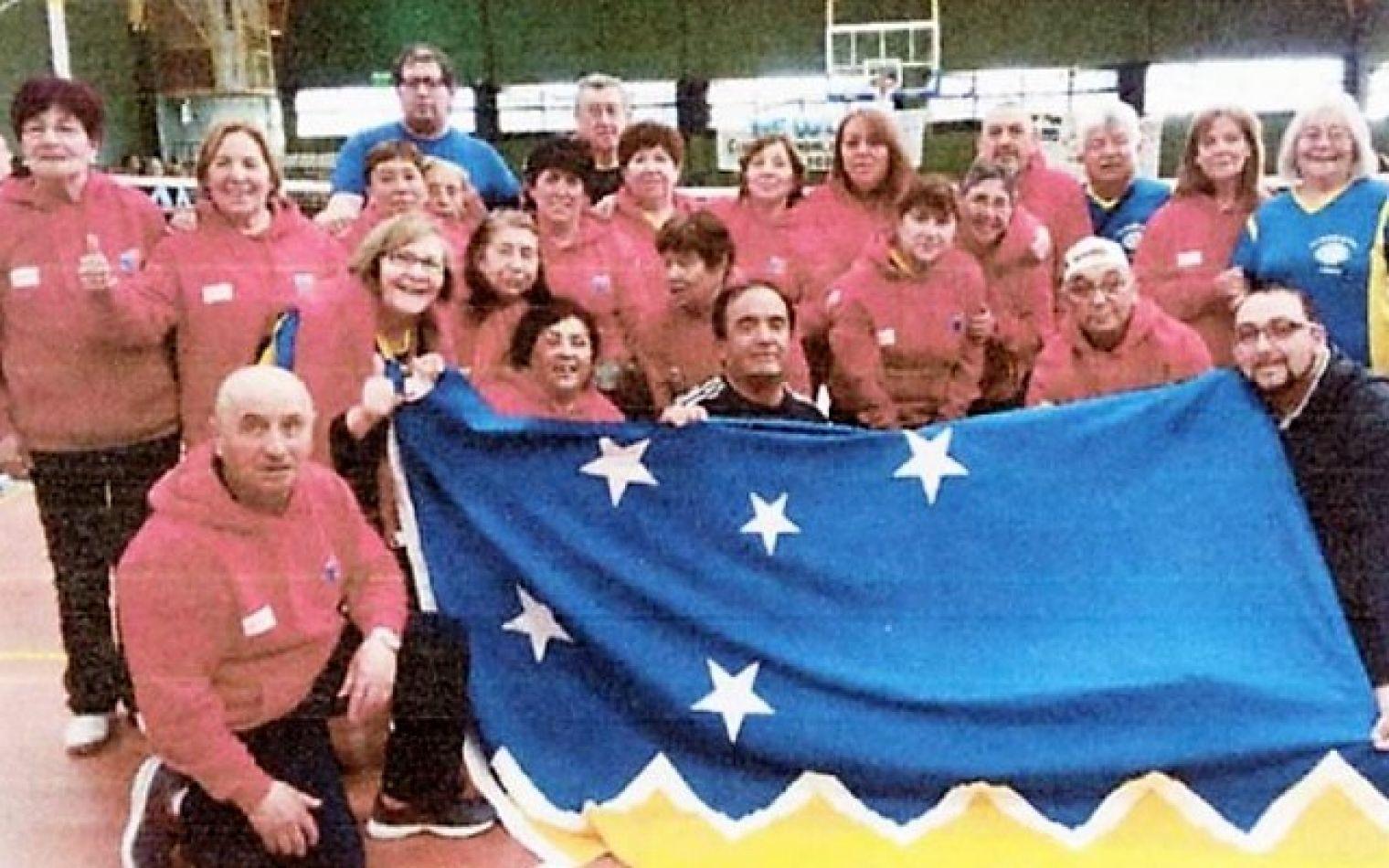 Punta Arenas será sede de la tercera fecha de Liga Patagónica de vóleibol adaptado a los adultos mayores