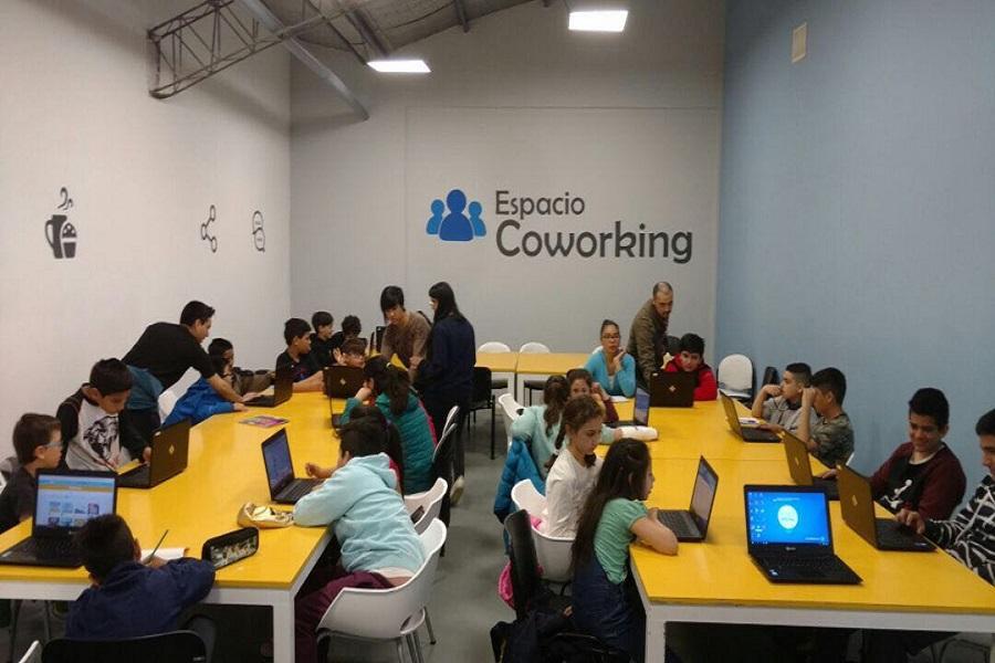 Comenzó el curso de programación para niños en el Centro Para el Desarrollo Laboral y Tecnológico