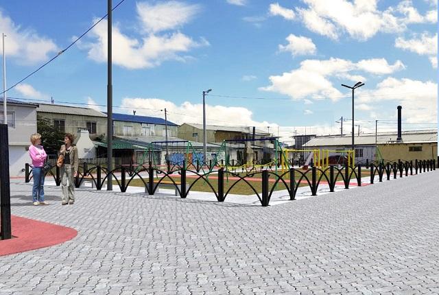 El Municipio de Río Grande inicia el Plan de Mejoramiento del barrios
