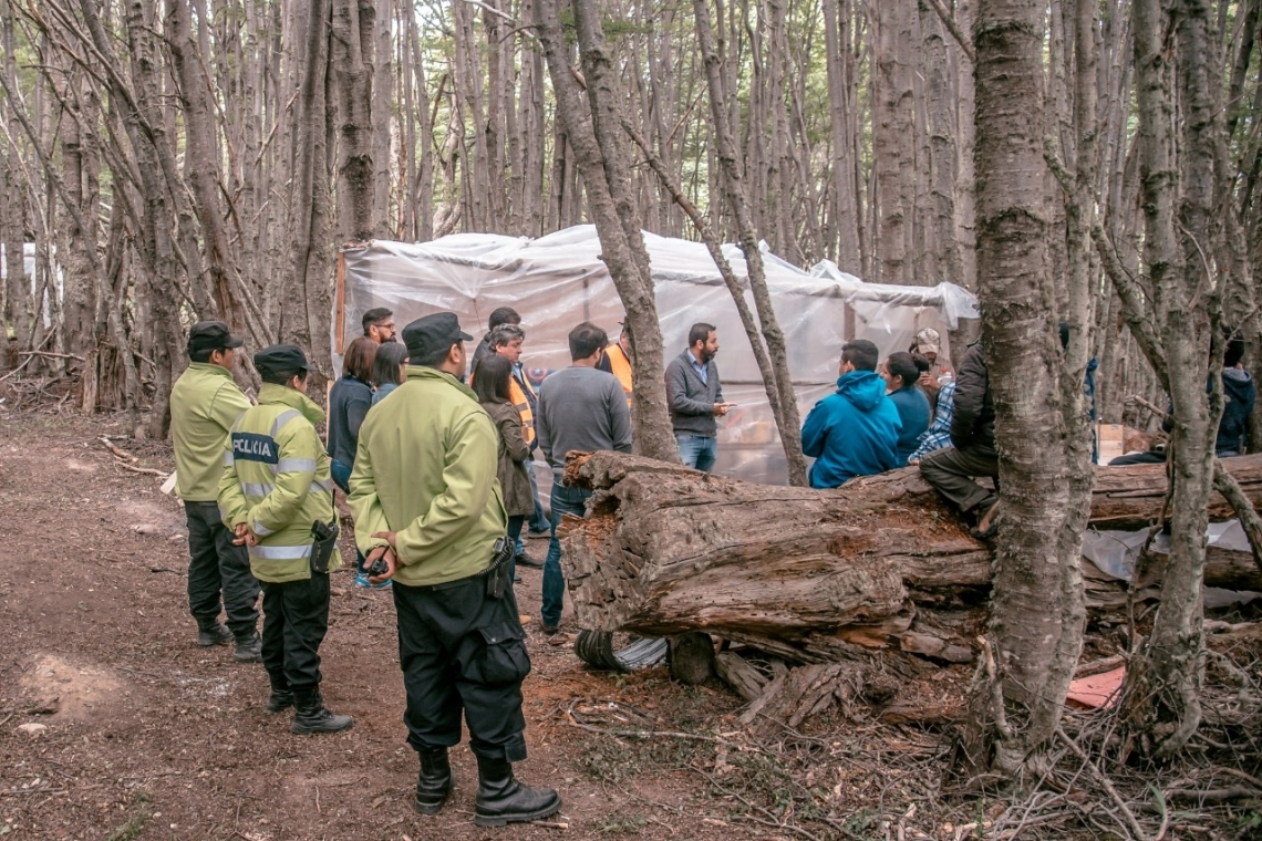 Intento de ocupaciones ilegales fueron desarticuladas por las autoridades