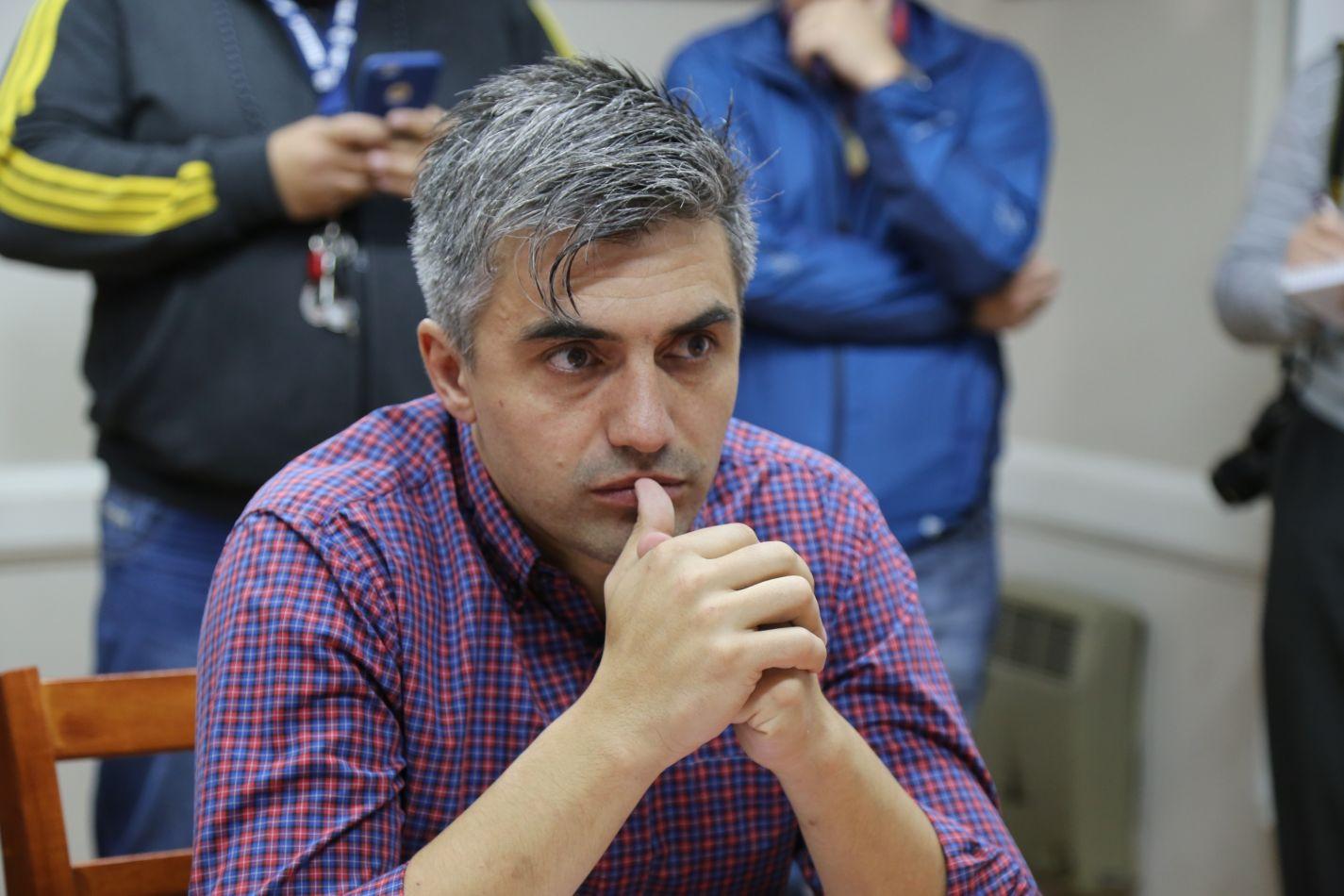 El concejal radical Paulino Rossi, hizo referencia a la deuda adquirida por la provincia por 200 millones de dólares en el año 2017
