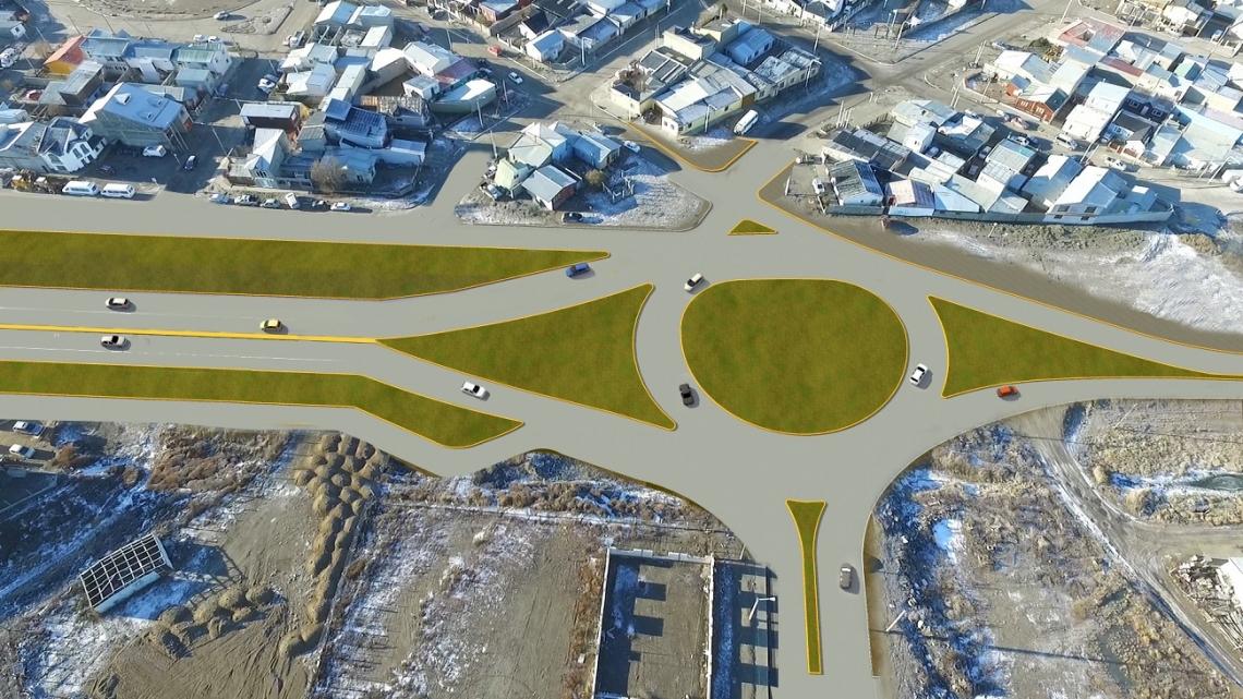 El municipio afrontará con recursos propios importantes obras viales