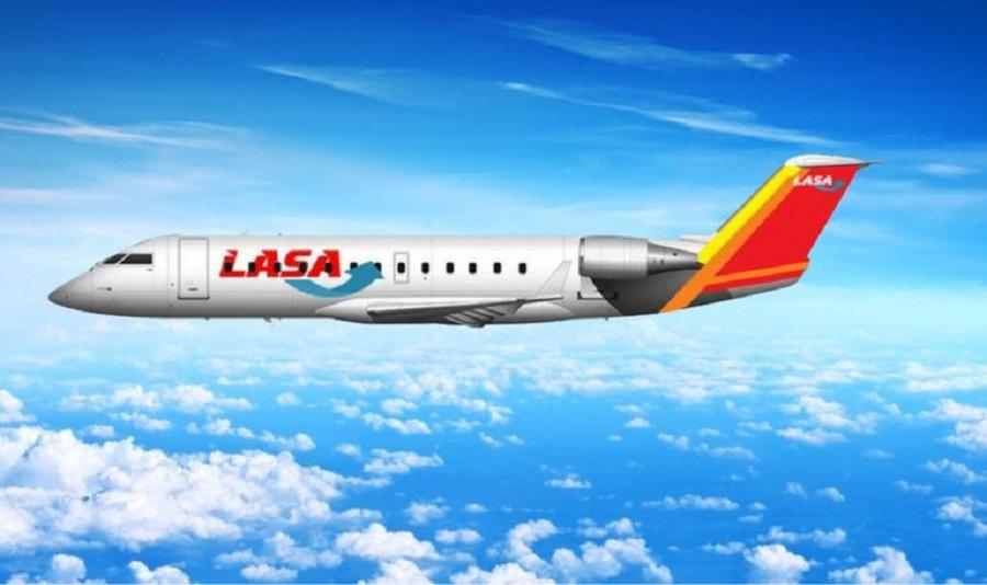 LASA Líneas Aéreas conectará Mar del Plata con Tierra del Fuego