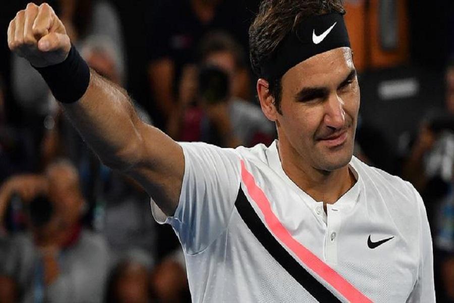 Federer no tuvo concesiones con Berdych y se metió en la semifinal del Abierto de Australia