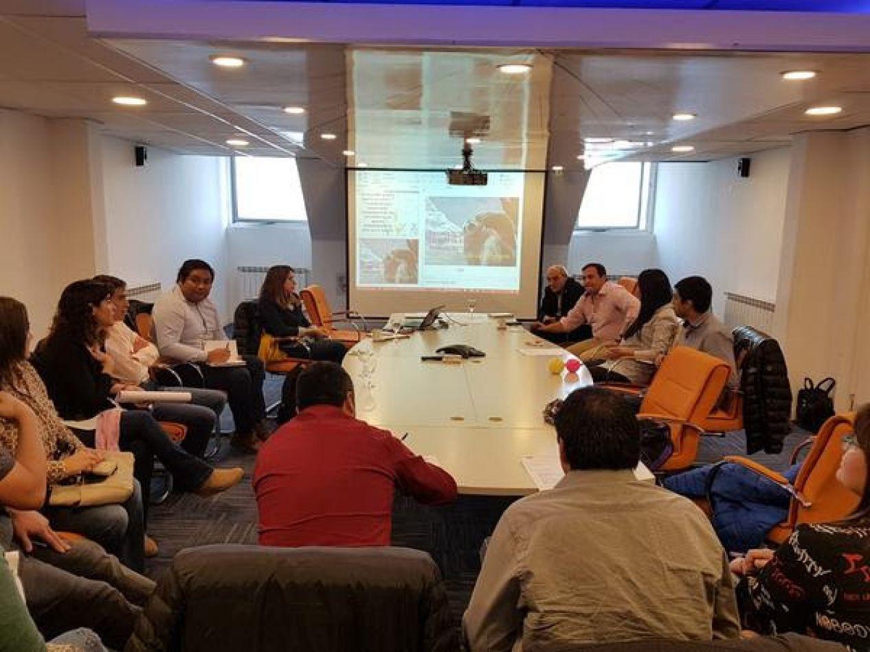 Primera etapa del Plan Anual Antártico para la Selección de los Maestros fueguinos