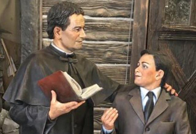 Inaugurarán la plazoleta que rendirá homenaje a Don Bosco
