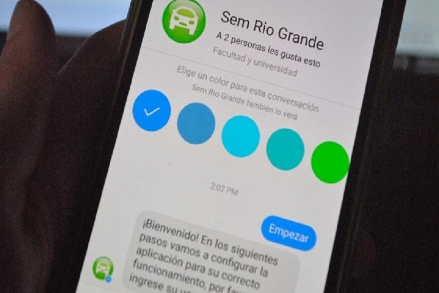 """Nuevas opciones para estacionamiento medido a través  de la APP """"Sem Río Grande"""""""