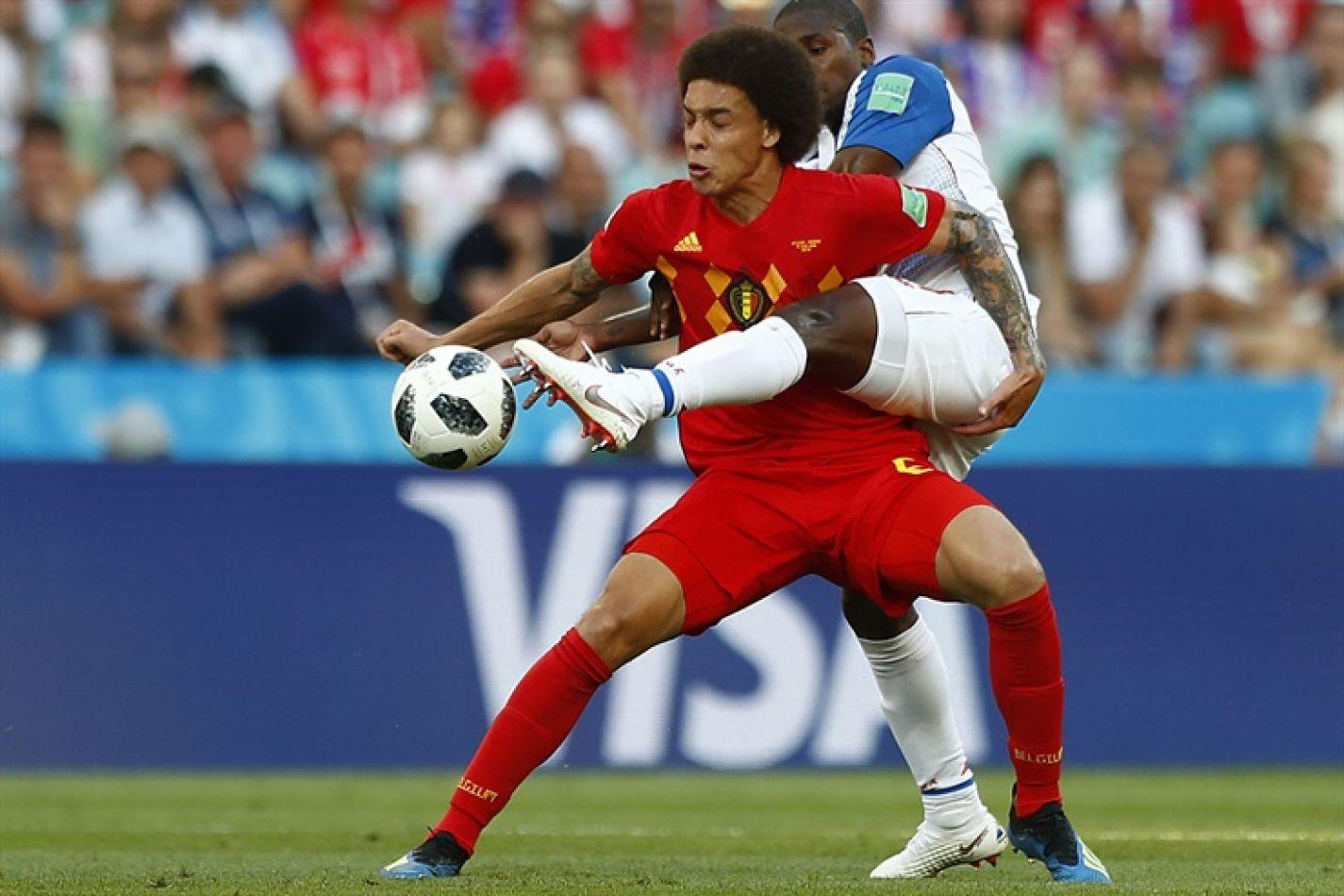 Goleada de Bélgica a Panamá