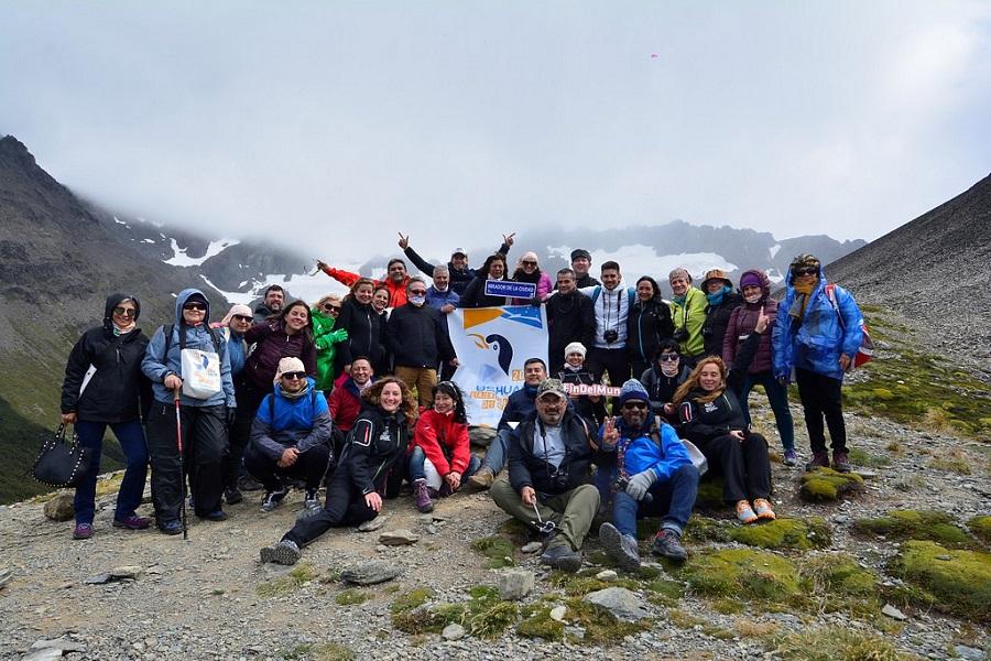 Primer Encuentro Internacional de Viajeros en el Fín del Mundo