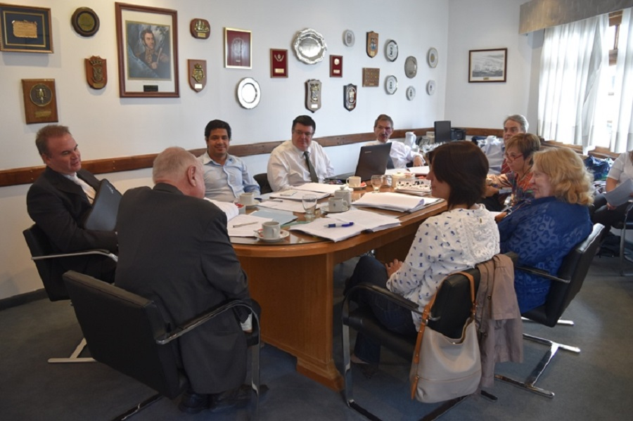 La Comisión para la Reforma del Código Procesal Civil y Comercial tuvo su primer encuentro de 2018