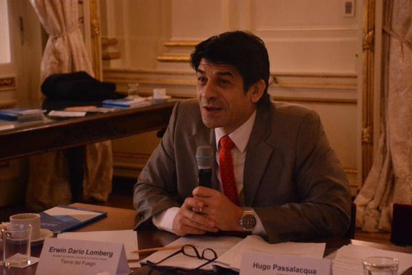 El secretario de Gabinete y Evaluación de Políticas Públicas, Darío Lomberg