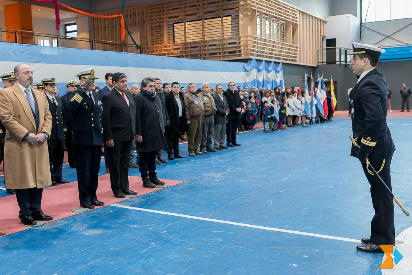 Conmemoran el 208° aniversario de Prefectura Naval