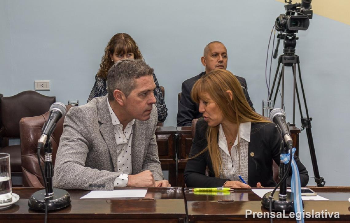 Legisladores se hicieron eco de temas relacionados al femicidio, violencia y abuso
