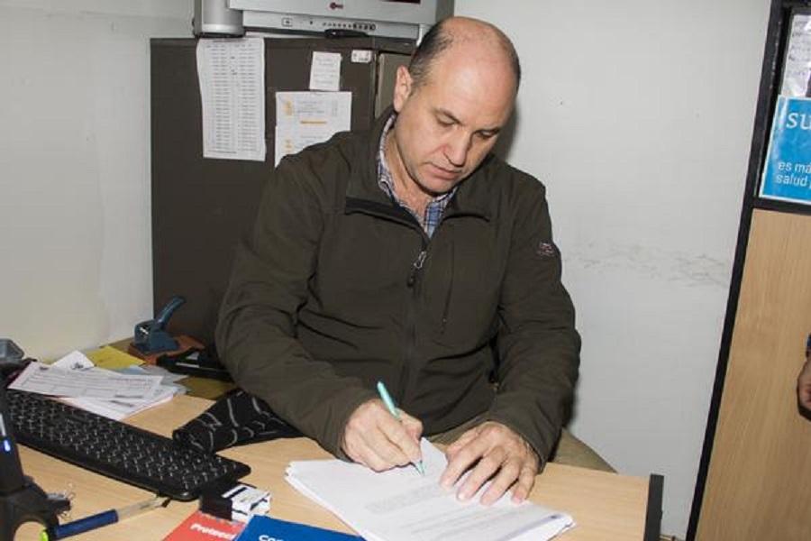 El doctor Pablo Perachia es el nuevo secretario de Salud de la Provincia