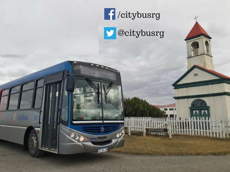 Colectivos: la empresa CityBus desembarcó en las redes sociales