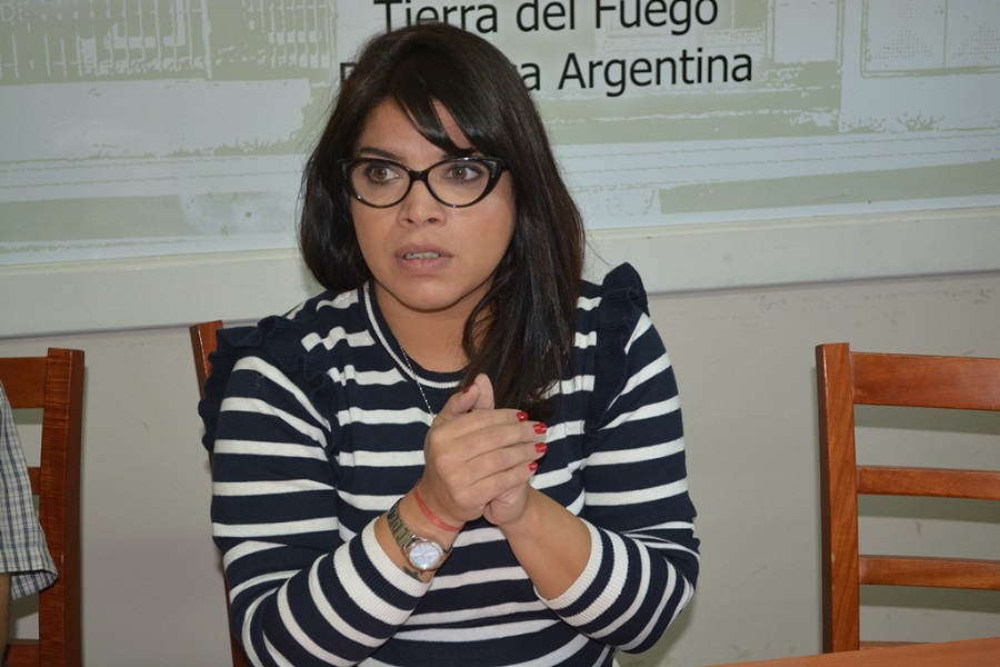 La concejal Duré explicó su proyecto de llevar las sesiones a los barrios
