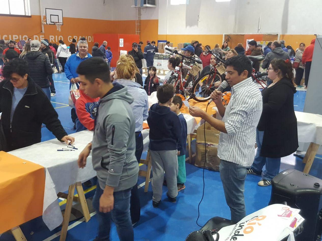 Feria Solidaria en la Margen Sur